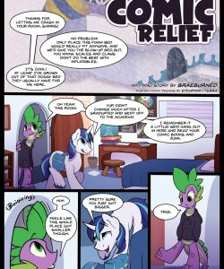 Comic Relief 1 002 and Gay furries comics