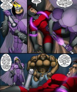 Cosmic Heroes 1 013 and Gay furries comics