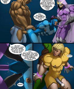 Cosmic Heroes 1 017 and Gay furries comics