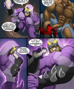 Cosmic Heroes 1 019 and Gay furries comics