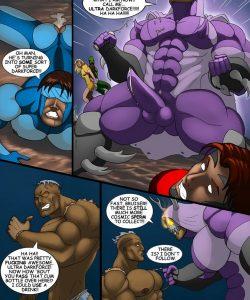 Cosmic Heroes 1 020 and Gay furries comics