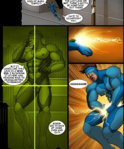 Cosmic Heroes 2 004 and Gay furries comics
