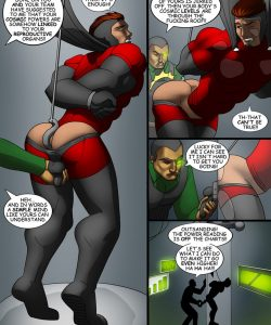 Cosmic Heroes 2 009 and Gay furries comics