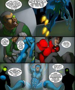 Cosmic Heroes 2 012 and Gay furries comics