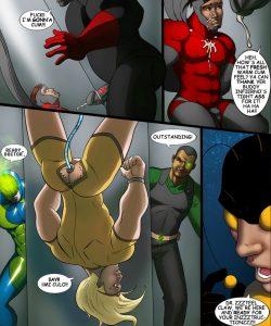 Cosmic Heroes 2 015 and Gay furries comics