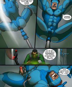 Cosmic Heroes 2 018 and Gay furries comics