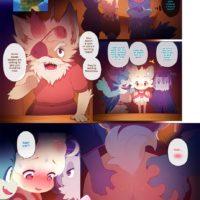 DokiDoki Moffles - A Fruitful Quest gay furry comic