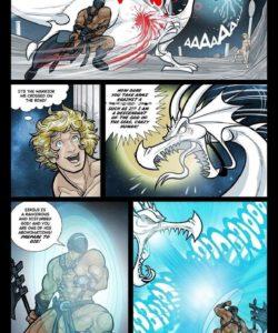 Exodus 2 – Sibaris Of Cirfis gay furry comic