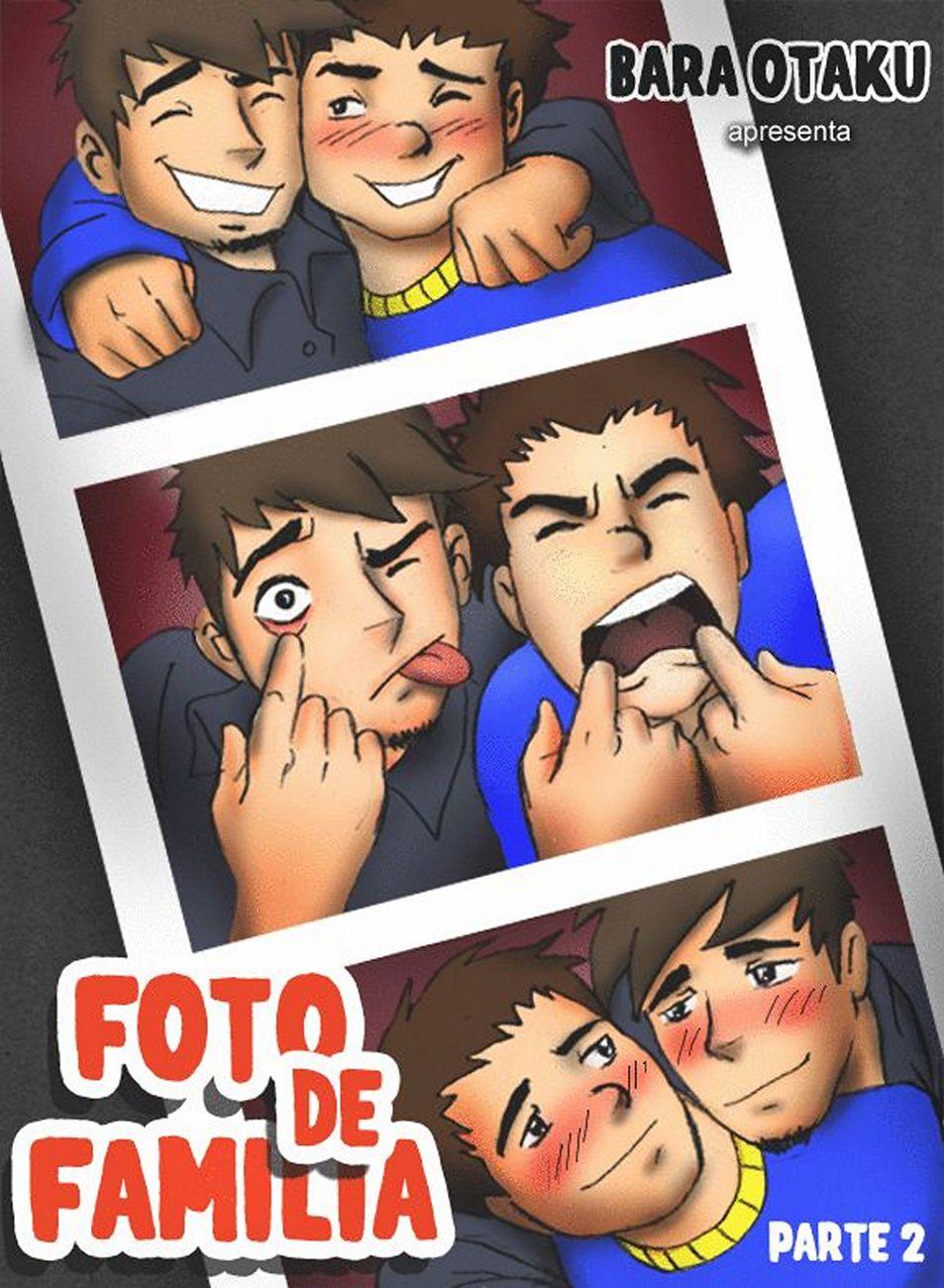 Family Photo 2 gay furry comic