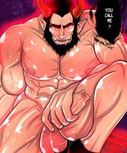 Ferbit Comic 2 - The Helper 1 004 and Gay furries comics