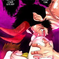 Ferbit Comic 2 - The Helper 1 gay furry comic