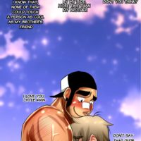 Ferbit Comic 4 - The Skating Lesson gay furry comic