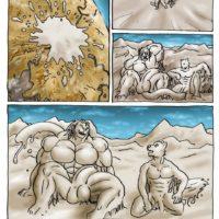 Fountain Of Growth gay furry comic