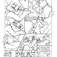 Fox Trap gay furry comic