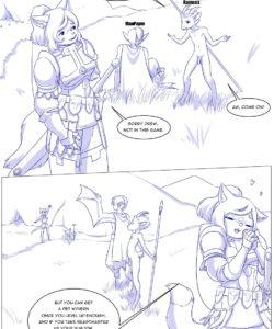 Furry Fantasy XIV 3 015 and Gay furries comics