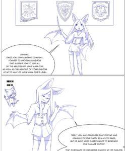 Furry Fantasy XIV 3 017 and Gay furries comics