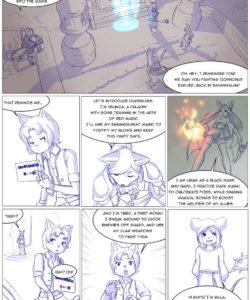 Furry Fantasy XIV 3 023 and Gay furries comics