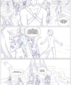Furry Fantasy XIV 5 011 and Gay furries comics
