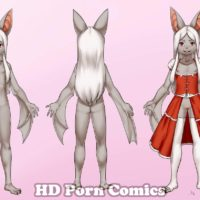 Furry Fantasy XIV 5 gay furry comic