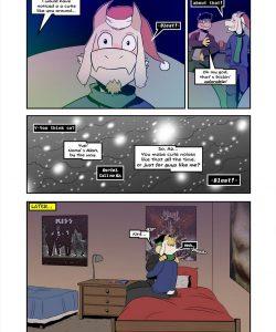 Hardened Sore Rumps 003 and Gay furries comics