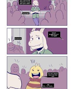 Hopes And Dreemurrs gay furry comic