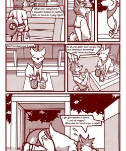 Inari gay furry comic
