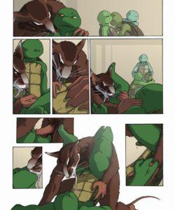 Individual Tastes 002 and Gay furries comics