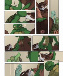 Individual Tastes 003 and Gay furries comics
