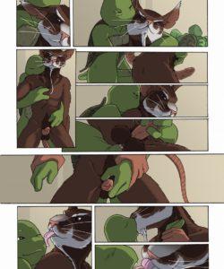 Individual Tastes 006 and Gay furries comics