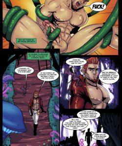 JOX – Treasure Hunter 2 gay furry comic