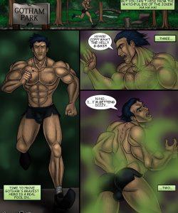 Joker gay furries