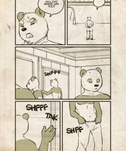 Kung Fu Perverts 1 gay furry comic