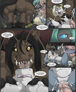 Last Survivor 3 024 and Gay furries comics