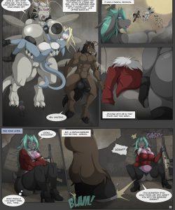 Last Survivor 3 032 and Gay furries comics
