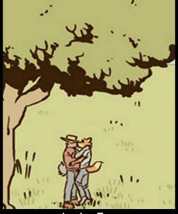 Loving Tree 1 gay furries