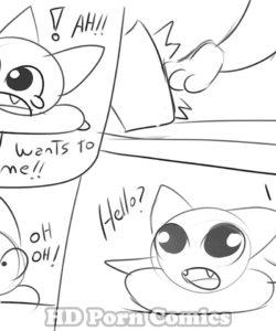 New Friends gay furry comic