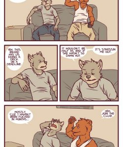 Only If You Kiss gay furries