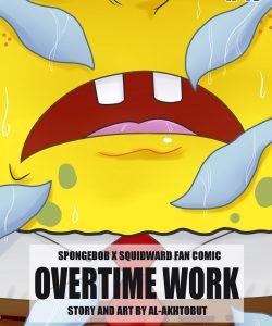 Overtime Work gay furry comic