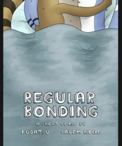 Regular Bonding gay furry comic