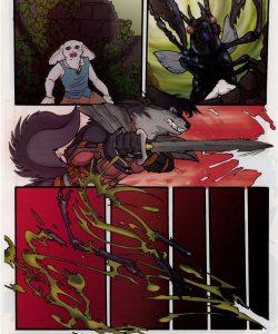 Royal Tail - Chance Beginnings 008 and Gay furries comics