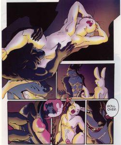 Royal Tail - Chance Beginnings 017 and Gay furries comics