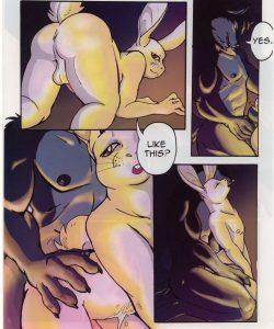 Royal Tail - Chance Beginnings 018 and Gay furries comics