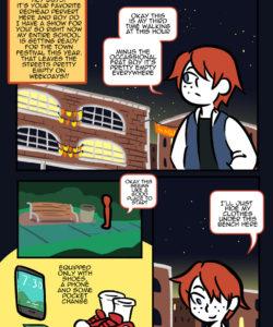 Run Robin Run 002 and Gay furries comics