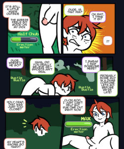 Run Robin Run 004 and Gay furries comics