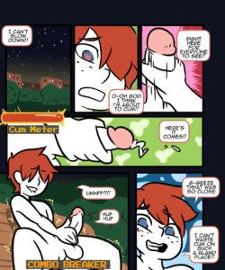 Run Robin Run 006 and Gay furries comics