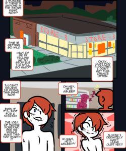 Run Robin Run 011 and Gay furries comics