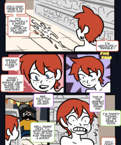 Run Robin Run 014 and Gay furries comics