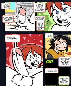 Run Robin Run 016 and Gay furries comics