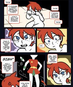 Run Robin Run 019 and Gay furries comics