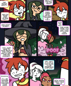 Run Robin Run 023 and Gay furries comics